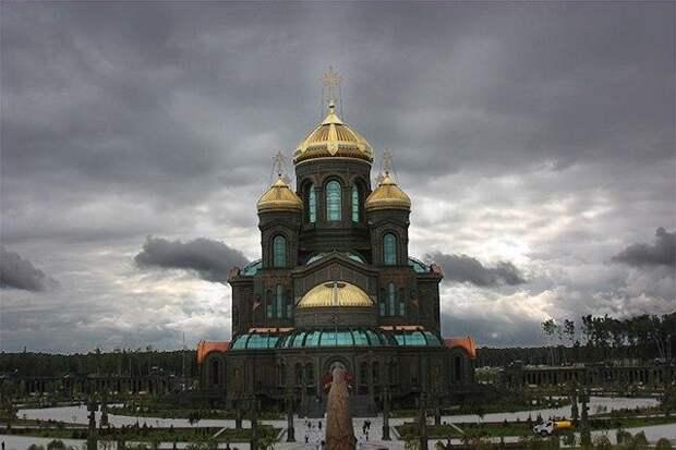 Главный храм ВС РФ — место русской силы и славы