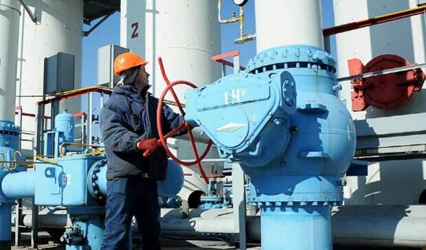 СМИ: ЕК рекомендовала Киеву закупать газ напрямую в России