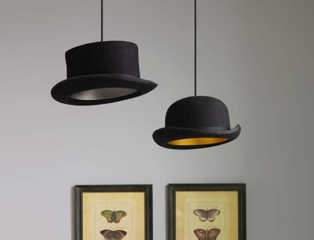 diylamps26 21 идея изготовления светильников и люстр из повседневных предметов