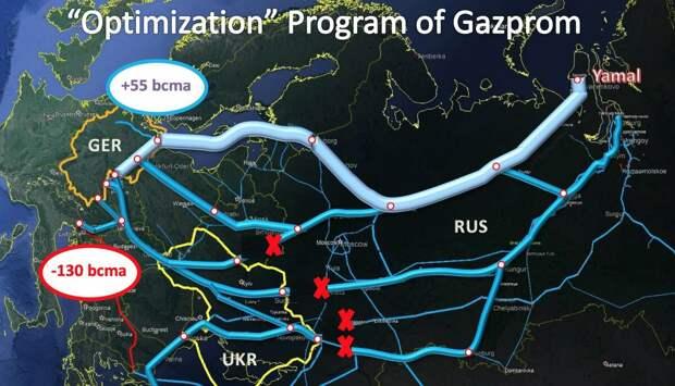 Украине не понравился российский ответ по компенсации за транзит