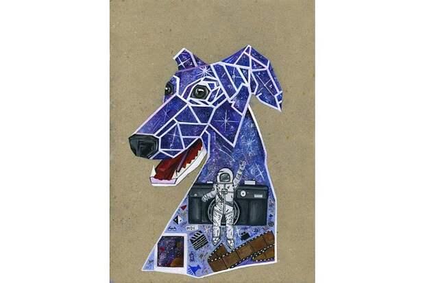 Работы юных художниц из Москвы станут частью экспозиции в Третьяковке