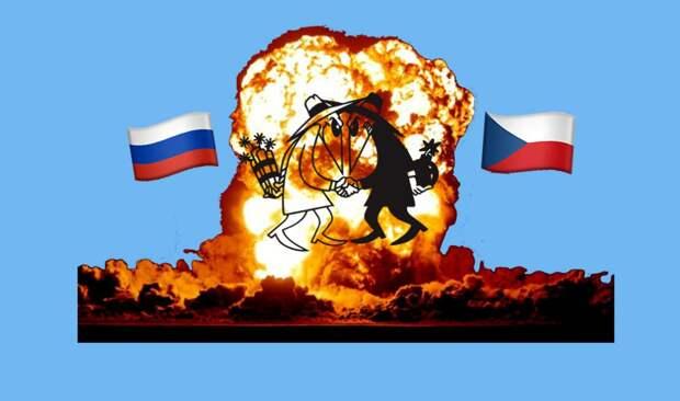 Шпионы, взрывы невзрываемых веществ на чешском складе. Что происходит...