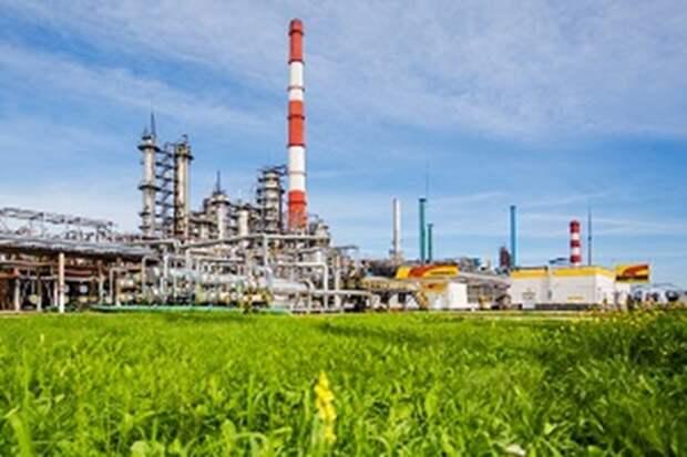 """""""Зеленые"""" инвестиции нефтеперерабатывающего блока """"Роснефти"""" составят около 136 млрд рублей до 2024 года"""