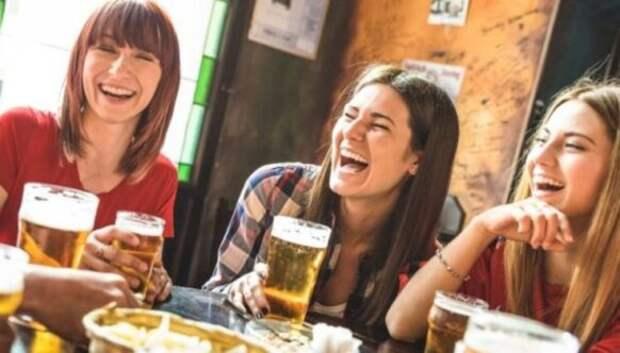 Немецкие ученые объяснили, почему пиво помогает нам стать счастливее