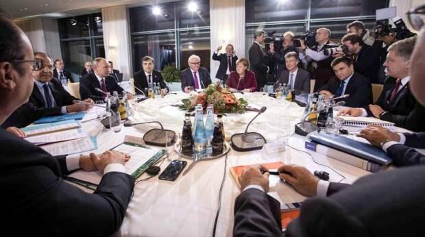 """Переговоры по расширению """"нормандского формата"""" назначены"""