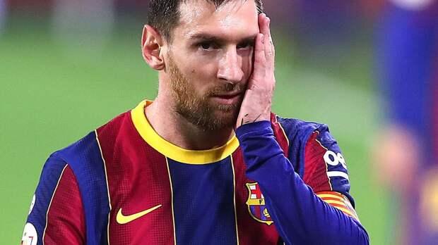СМИ: Месси продлит на два года контракт с «Барселоной»