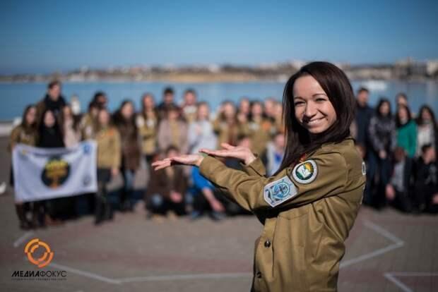 В Севастополе студенческие отряды отправляются на целину