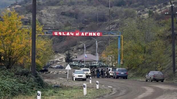В Карабахе были атакованы военные миротворцы из России