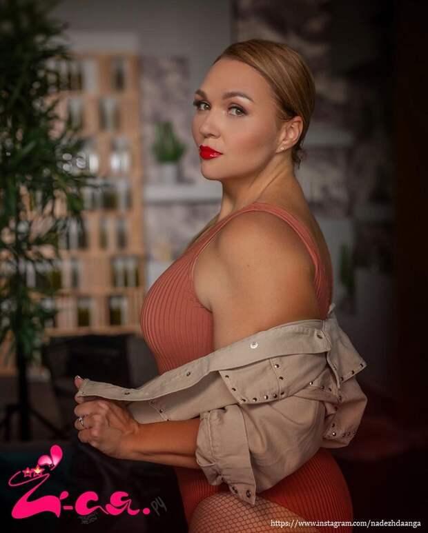 Надежда Ангарская рассказала о своем новом мужчине