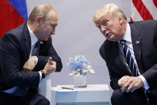На каких условиях Путин готов приехать в Вашингтон?