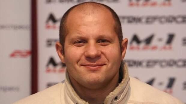 Российский боец MMA Федор Емельяненко исключен из рейтинга Bellator