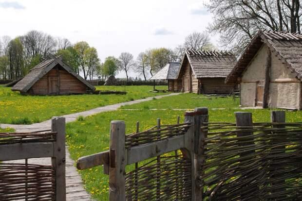Деревня готов