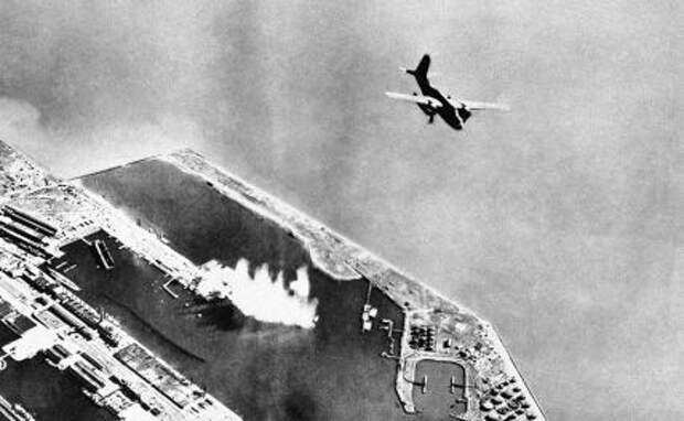 На фото: американский бомбардировщик Дуглас А-20 является одной из самых известных машин среди поставлявшихся по ленд-лизу в годы Великой Отечественной войны.