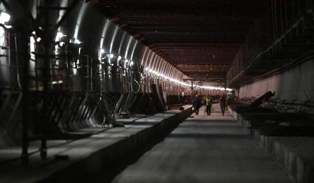 Проекту станции «Суворовская» Кольцевой линии метро необходима корректировка