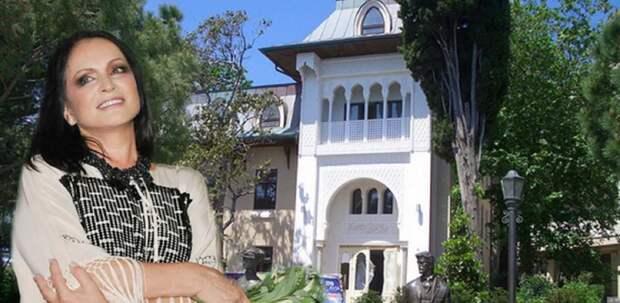 Известная украинская певица тайно продает крымскую недвижимость