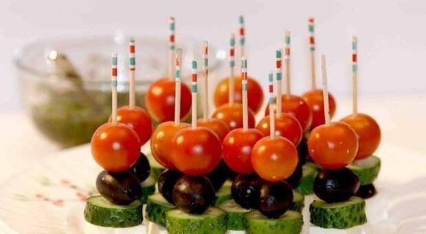 Вкусное изобилие: 10 идей канапе для гурманов