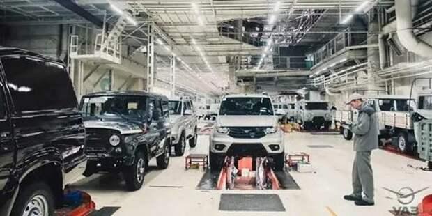 В Эфиопии собираются начать производство внедорожников УАЗ