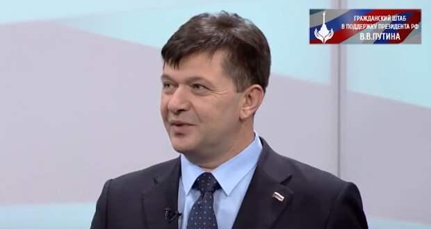 Олег Гасанов об ожиданиях севастопольцев в 2018 году
