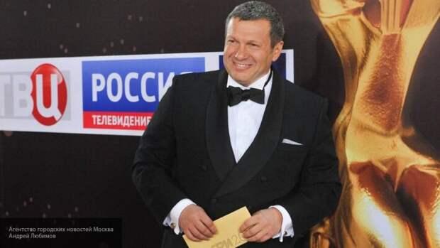 Соловьев поставил диагноз редакции The New York Times за статью о президенте России