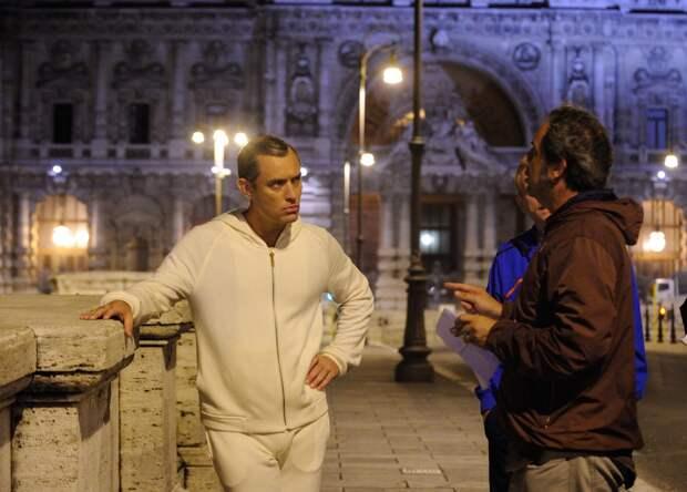 Стиль Паоло Соррентино: политика, футбол и глянцевый экстаз