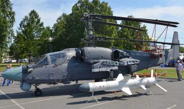 Новые российские морские вертолеты готовы кпроизводству