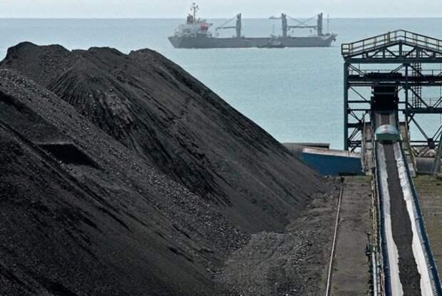 Уголь РФ КНР
