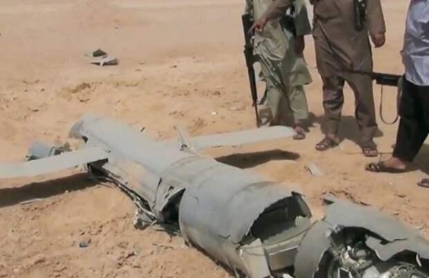 Avia.pro: российские военные захватили в Сирии более 20 ракет «Томагавк»
