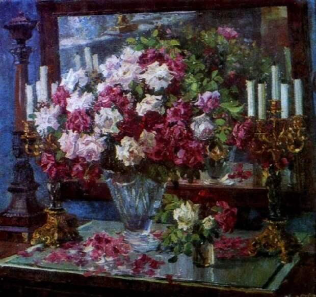 Как любимый художник Сталина Александр Герасимов втайне писал картины в жанре «ню»