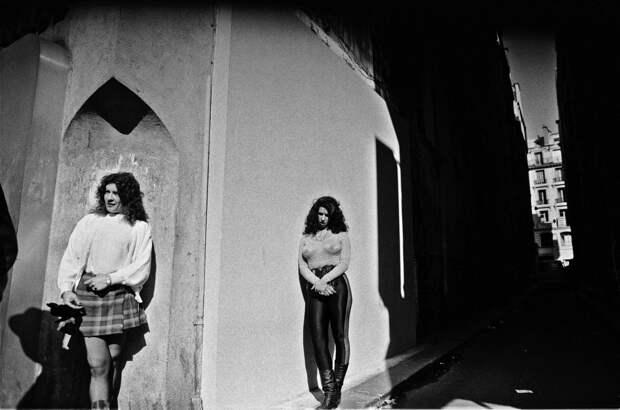 Труженицы секс-индустрии с улицы Сен-Дени. Фотограф Массимо Сормонта 28