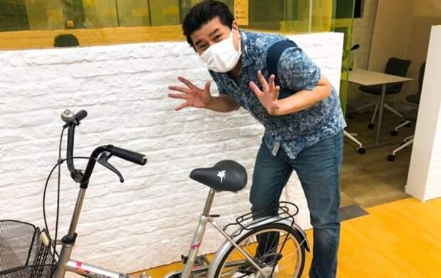 Японец придумал способ спасти велосипеды от угона