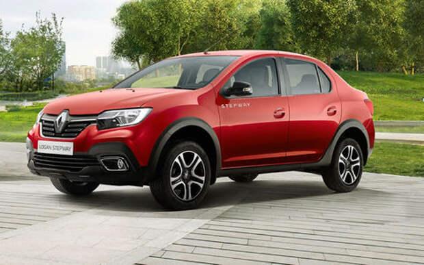 5 причин купить Renault Logan Stepway City с вариатором