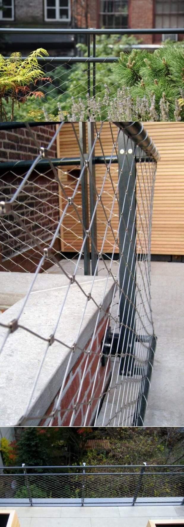 Красивые идеи, как сделать ограждение и перила на даче
