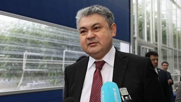 Ермек Кошербаев: Казахстан благодарен России за помощь в борьбе с COVID