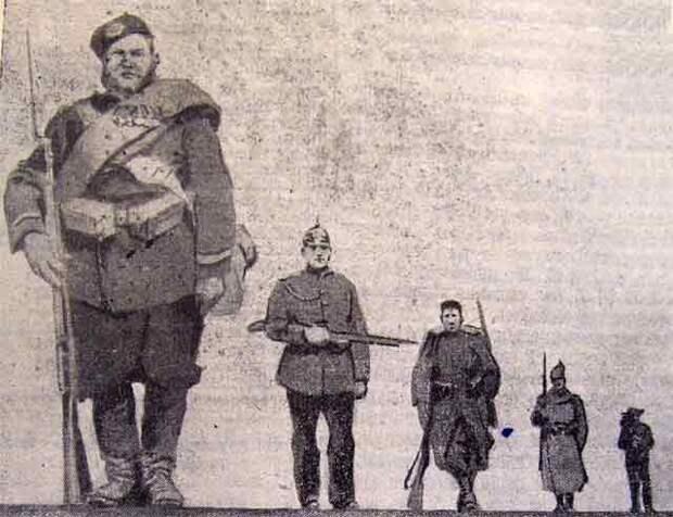 Этот день 100 лет назад. 07 апреля (25 марта) 1913 года