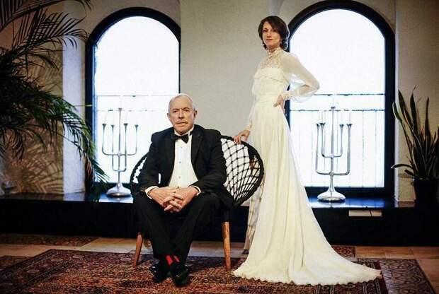 Макаревич тайно женился в Израиле