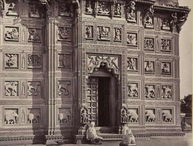 Albom fotografii indiiskoi arhitektury vzgliadov liudei 66