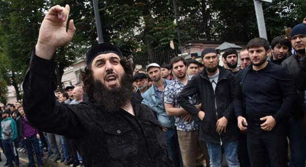 В Крыму состоялся «шариатский суд»