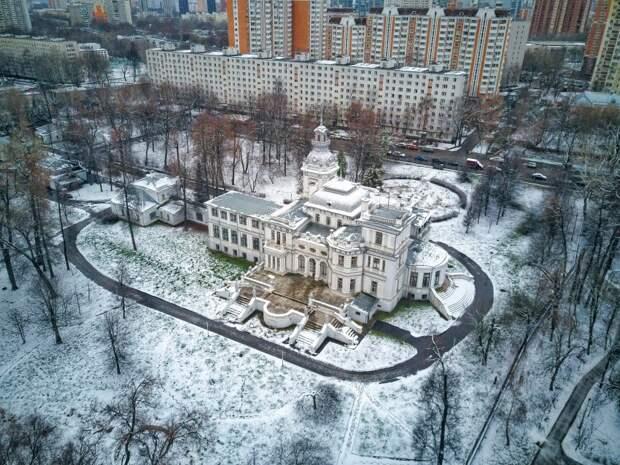 Департамент культурного наследия обеспокоен состоянием «Грачёвки»