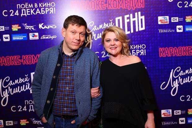 Валентина Мазунина с товарищем