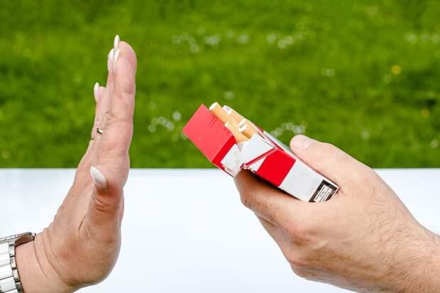 В России снизился спрос на сигареты