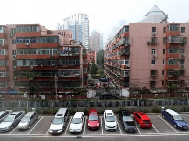 Продажи автомобилей в Китае выросли на 10% в январе