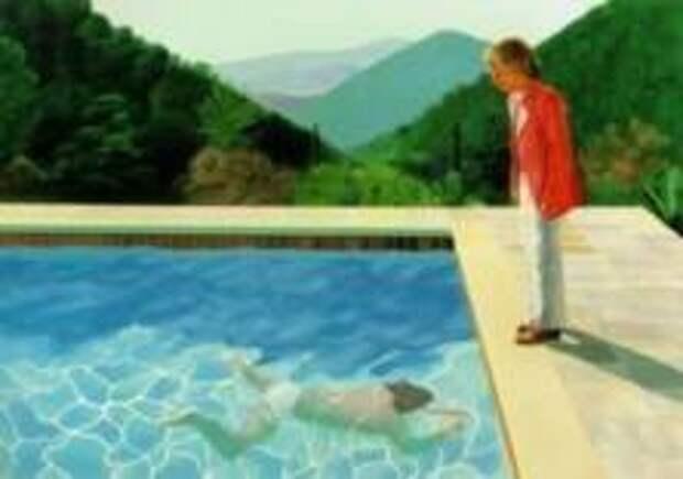 Картину британского гея назвали шедевром эпохи