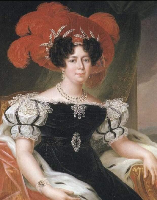 Дезире Клари, королева Швеции Дезидерия — жена короля Швеции и Норвегии Карла XIV Юхана. | Фото: filed3-2.my.mail.ru.