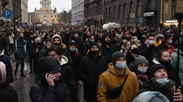МВД призвало отказаться от участия в незаконных митингах из-за COVID-19