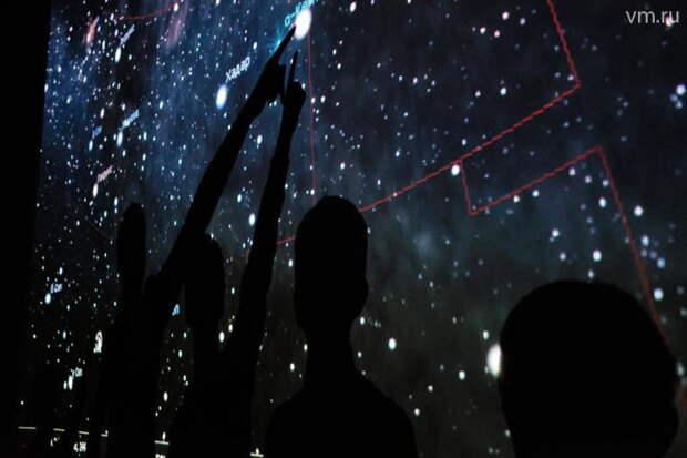 Специальная акция к юбилею Московского планетария начнется с лекции космонавта