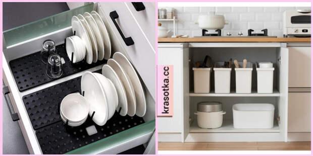 Все по полочкам: 10 интересных товаров с AliExpress, которые помогут навести порядок на кухне