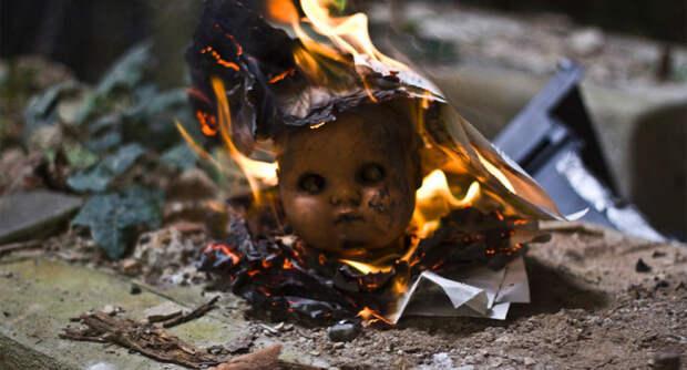 На Кубани из-за пожара погиб пятилетний ребенок
