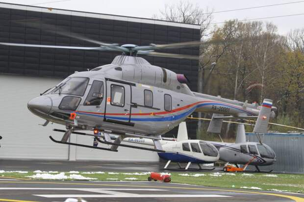 Российские вертолёты «Ансат» и Ми-171А2 приступили к новым испытаниям