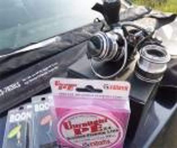 Рыболовная барахолка