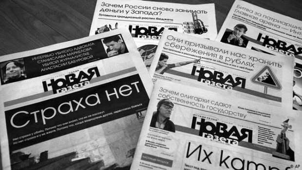 Журналисты «Новой газеты» используют анонимные источники, чтобы лгать